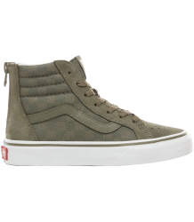 VANS SK8-Hi Zip Kids CHECKERBOARD VANS SK8-Hi Zip Kids CHECKERBOARD
