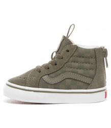 VANS SK8-Hi Zip Toddlers CHECKERBOARD VANS SK8-Hi Zip Toddlers CHECKERBOARD