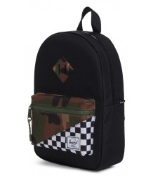 Herschel Heritage Backpack Kid Herschel Heritage Backpack Kid black check