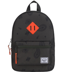 Herschel Heritage Backpack Kid Herschel Heritage Backpack Kid bandana paisley