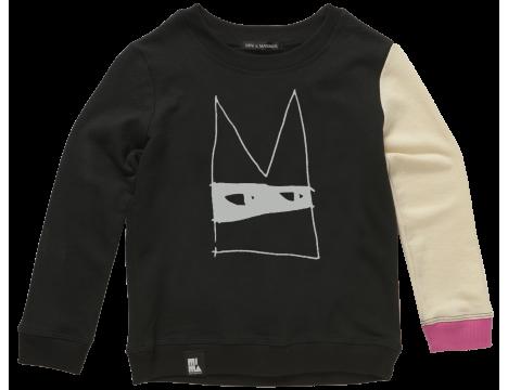 Mini & Maximus Crew Neck Sweater