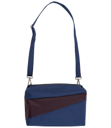 Susan Bijl The New Bum Bag Susan Bijl The New Bum Bag Navy & Oak