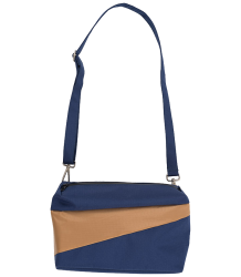 Susan Bijl The New Bum Bag Susan Bijl The New Bum Bag Navy & Camel