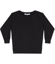Mingo Long Sleeve Tee / Jersey Sweater Black Mingo Long Sleeve Tee / Jersey Sweater