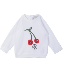 Stella McCartney Kids Baby Sweat CHERRY CUTE Stella McCartney Kids Baby Sweat CHERRY CUTE