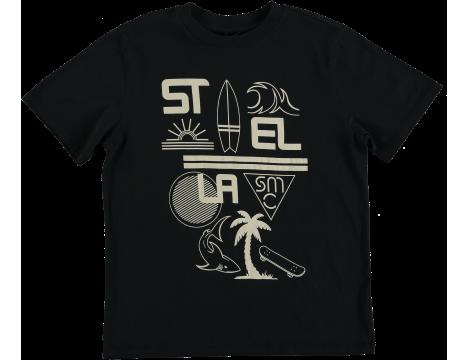 Stella McCartney Kids STELLA PALM SS Tee