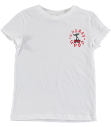 Stella McCartney Kids CHERRY GOOD SS Tee Stella McCartney Kids SNAKE SS Tee