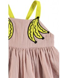 Stella McCartney Kids BANANA Patch Dress Stella McCartney Kids BANANA Patch Dress
