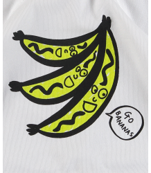 Stella McCartney Kids Baby Sweat GO BANANAS Stella McCartney Kids Baby Sweat GO BANANAS