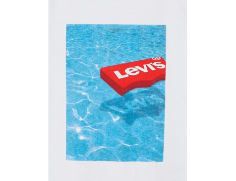 Levi's Kids SS Tee Long SWIM BAND