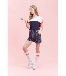 Indee Egypte T-shirt COLOUR BLOCK INDEE Egypte T-shirt COLOUR BLOCK