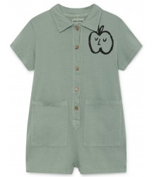 Bobo Choses APPLE Pocket Playsuit Bobo Choses APPLE Pocket Playsuit