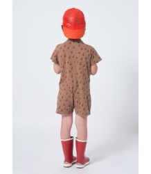 Bobo Choses APPLES Pocket Playsuit Bobo Choses APPLES Pocket Playsuit