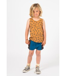 Bobo Choses APPLES Linen Tank Top Bobo Choses APPLES Linen Tank Top