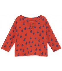 Bobo Choses APPLES Buttons Baby T-shirt Bobo Choses APPLES Buttons Baby T-shirt