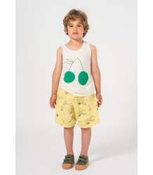 Bobo Choses CHERRY Linen Tank Top Bobo Choses CHERRY Long Socks