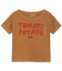 Bobo Choses TOMATO PATATO SS T-shirt obo Choses TOMATO PATATO SS T-shirt