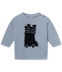 Bobo Choses FLOWERS BUS Baby Sweatshirt Bobo Choses FLOWERS BUS Baby Sweatshirt