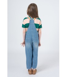 Bobo Choses GEOMETRIC Denim Dungaree Bobo Choses GEOMETRIC Denim Dungaree