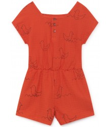 Bobo Choses GEESE Sleeveless Playsuit Bobo Choses GEESE Sleeveless Playsuit