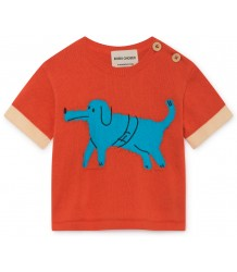 Bobo Choses PAUL'S Dog Knitted Baby Jumper Bobo Choses PAUL'S Dog Knitted Baby Jumper