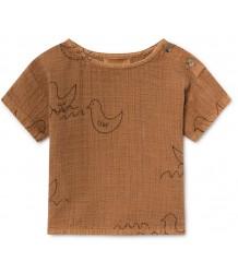 Bobo Choses GEESE Short Sleeve Baby Shirt Bobo Choses GEESE Short Sleeve Baby Shirt