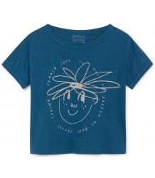 Bobo Choses DAISY SS Linen T-shirt Bobo Choses DAISY SS Linen T-shirt