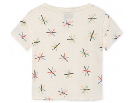 Bobo Choses DANDELION SS T-shirt