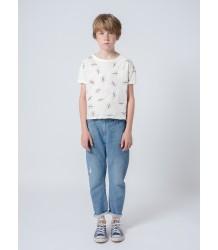 Bobo Choses DANDELION SS T-shirt Bobo Choses DANDELION SS T-shirt