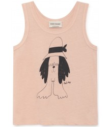 Bobo Choses PAUL'S Linen Tank Top Bobo Choses PAUL'S Linen Tank Top