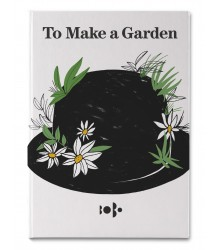 Bobo Choses Petit Book TO MAKE A GARDEN (ENG) Bobo Choses Petit Book TO MAKE A GARDEN