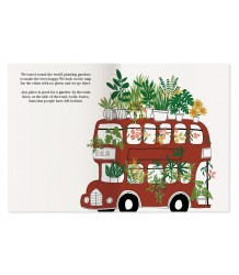 Bobo Choses Petit Book TO MAKE A GARDEN Bobo Choses Petit Book TO MAKE A GARDEN
