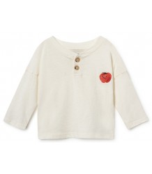Bobo Choses STRAWBERRY Buttons Baby T-shirt Bobo Choses STRAWBERRY Buttons Baby T-shirt