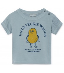 Bobo Choses POMME DE TERRE SS Baby T-shirt Bobo Choses POMME DE TERRE SS Baby T-shirt