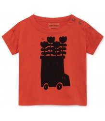Bobo Choses FLOWER BUS SS Baby T-shirt Bobo Choses FLOWER BUS SS Baby T-shirt