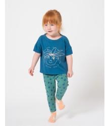 Bobo Choses DAISY Linen Baby T-shirt Bobo Choses DAISY Linen Baby T-shirt