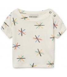 Bobo Choses DANDELION Linen Baby T-shirt Bobo Choses DANDELION Linen Baby T-shirt