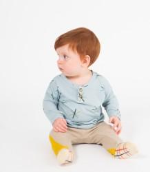 Bobo Choses DANDELION Buttons Baby T-shirt Bobo Choses DANDELION Buttons Baby T-shirt