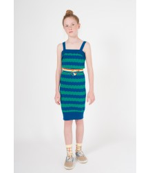 Bobo Choses STRIPED Knitted Dress Bobo Choses STRIPED Knitted Dress