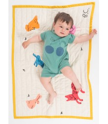 Bobo Choses Quilted ANIMALS Blanket Bobo Choses Quilted ANIMALS Blanket