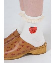 Bobo Choses STRAWBERRY Short Socks Bobo Choses STRAWBERRY Short Socks