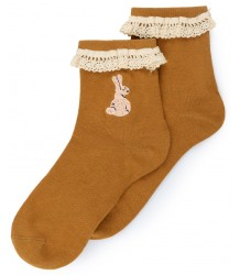 Bobo Choses RABBIT Short Socks Bobo Choses RABBIT Short Socks