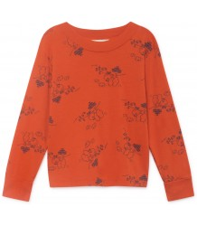 Bobo Choses TANGERINE Long Sleeve T-shirt Bobo Choses TANGERINE Long Sleeve T-shirt