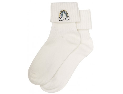 Soft Gallery RAINBOW Socks