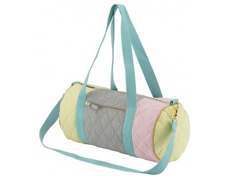 Soft Gallery Small Quilted Bag COLOURBLOCK