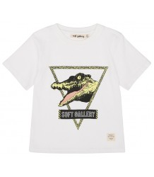 Soft Gallery Asger T-shirt SEE YA Soft Gallery Asger T-shirt SEE YA