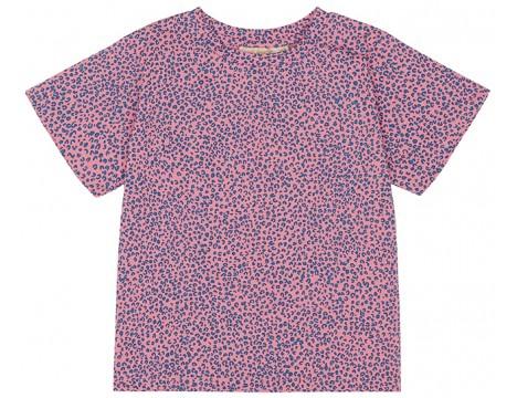 Soft Gallery Dominique T-shirt LEO SPOT