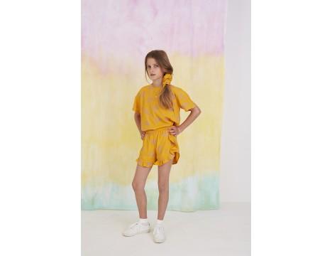 Soft Gallery Dusty Shorts LEMON