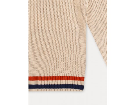 Repose AMS Knit Sweater STRIPED