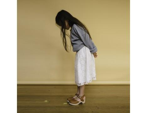 Repose AMS Midi LACE Skirt